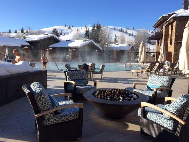 Pentagon ski club sun valley for Sun valley idaho swimming pool
